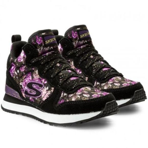 9b51cc071657 Skechers Women s OG85 Hollywood Rose Sneakers 7.5